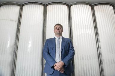 Šéf Generálního finančního ředitelství Martin Janeček.