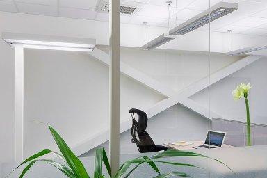 Posvíceno na smart office, aneb světlem k produktivitě, ilustrace
