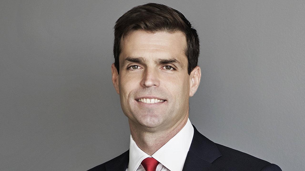 Slavomír Beňa, člen představenstva a ředitel divize firemního a investičního bankovnictví UniCredit Bank
