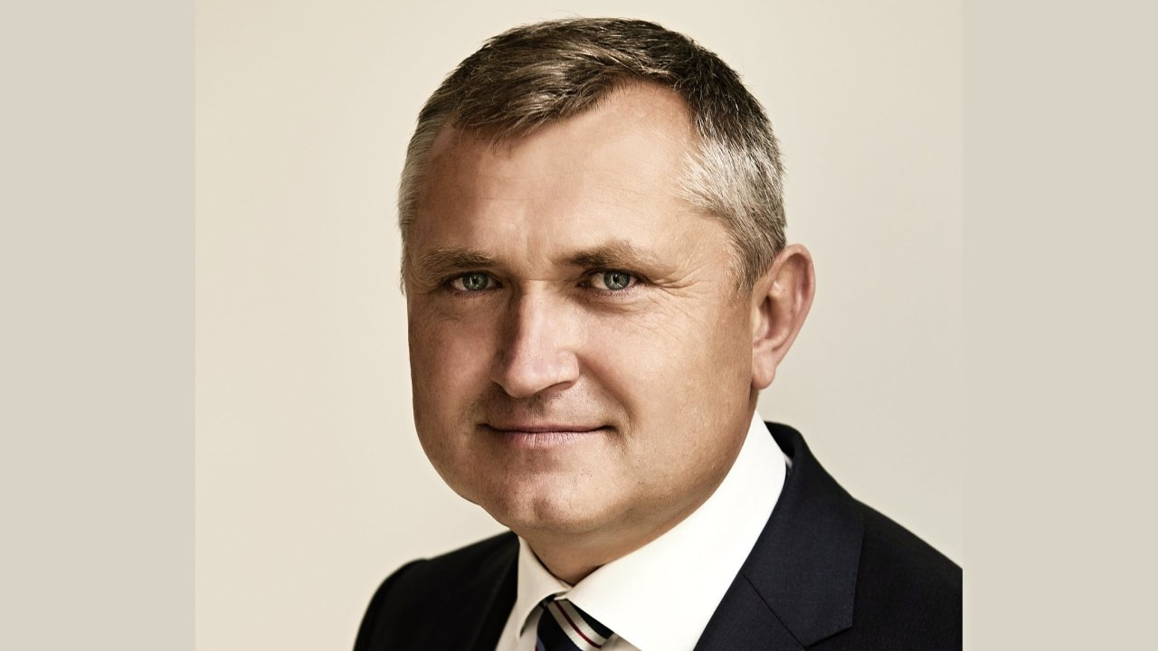 Radek Zeman, management CPI Property Group