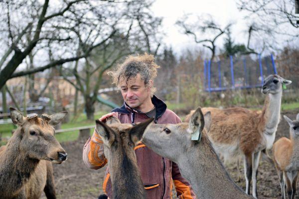 Radim Kotrba farma Mnichovice