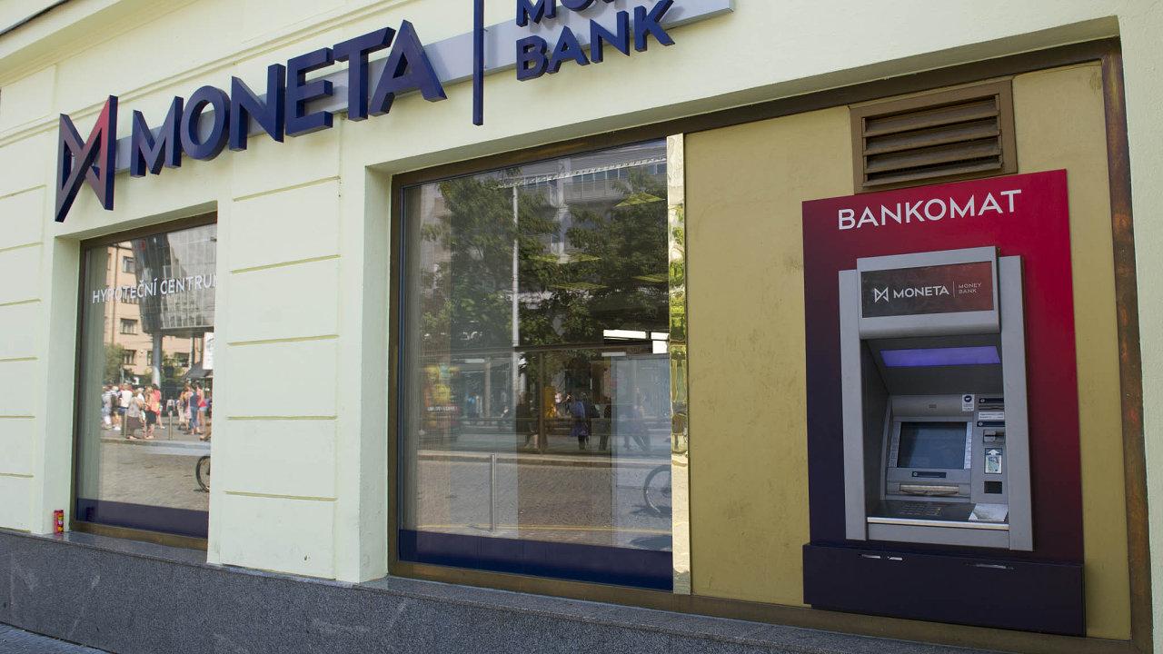 Moneta chce koupit Air Bank ačeskou aslovenskou část splátkového byznysu Home Credit odskupiny PPF.