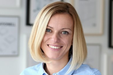 Renata Salata, chief growth officer společnosti Twisto