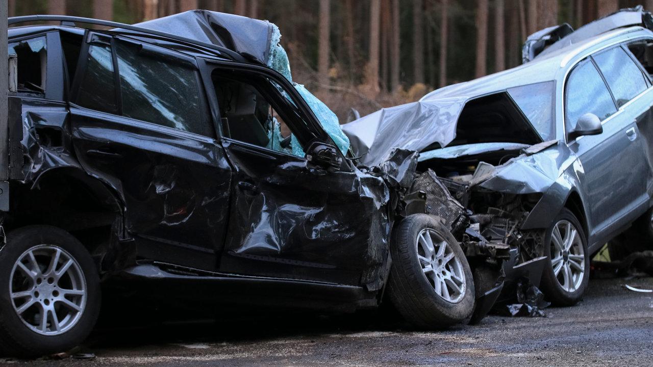 nehoda, autonehoda, bouračka