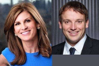 Jennifer Morgan a Christian Klein jmenováni výkonnými řediteli společnosti SAP