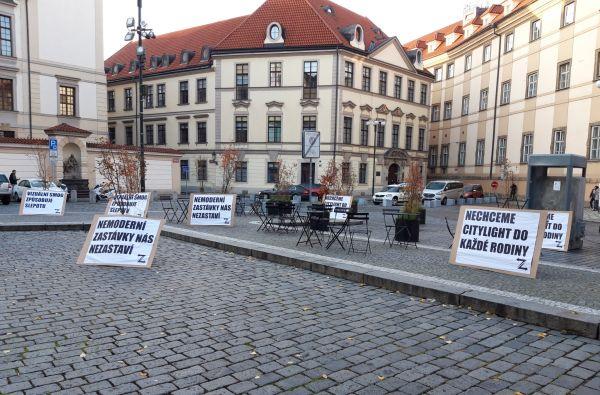 Praha magistrát Ztohoven
