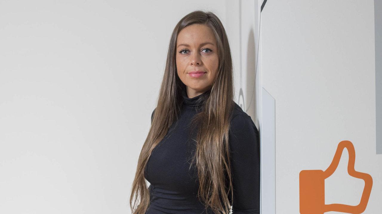 Podnikatelka Sandra Gligić