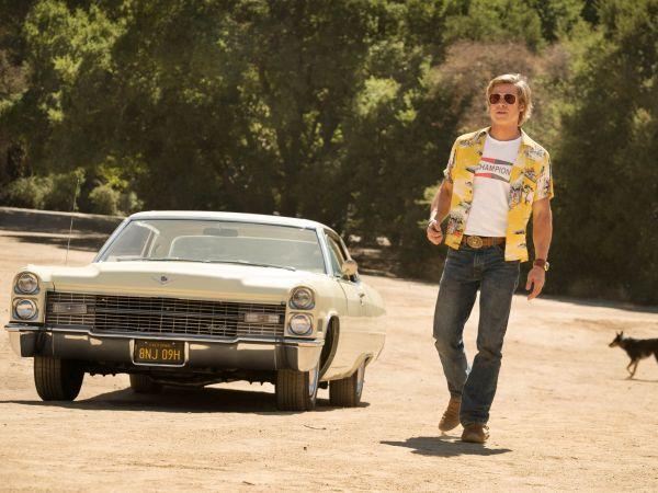 Snímek z Tenkrát vHollywoodu.