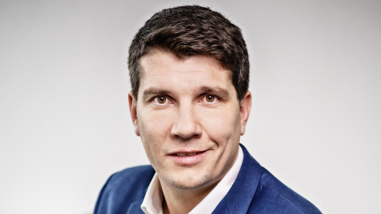 Jiří Maláček, vedoucí prodeje ŠKODA AUTO Česká republika