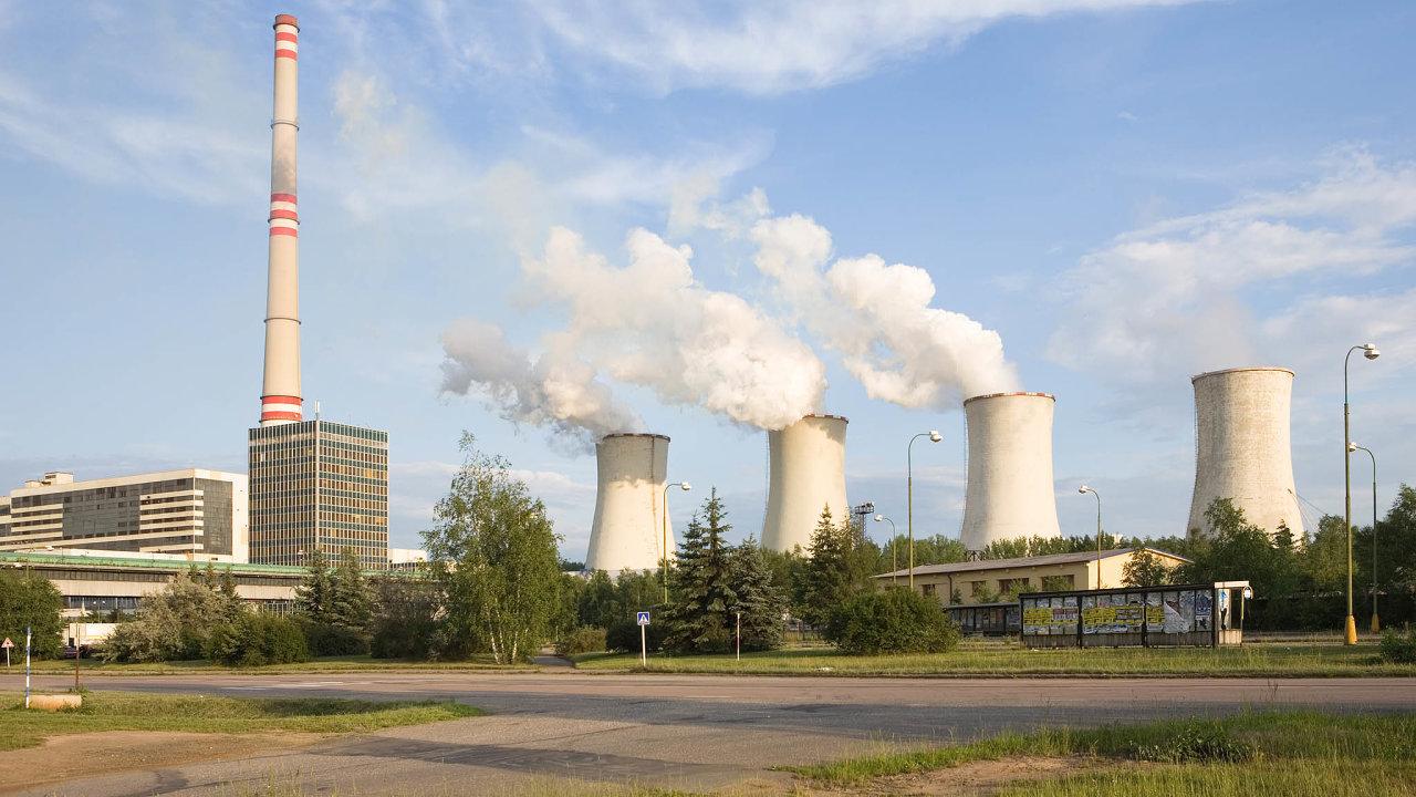 Tepelná elektrárna Chvaletice je po zařízeních ČEZ v Prunéřově a Počeradech třetí největší v zemi. V roce 2024 získá Tykačova skupina podle smlouvy s ČEZ i počeradskou elektrárnu.
