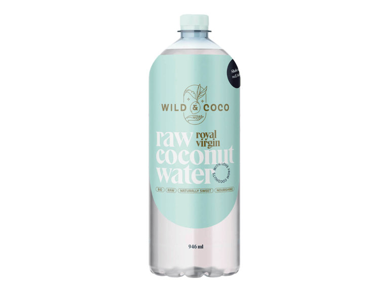 Wild & Coco vedle kokosové vody, octa, smetany na vaření, mouky, oleje, mléka, jerky či kokosového másla nabízí i očistné energizující programy.