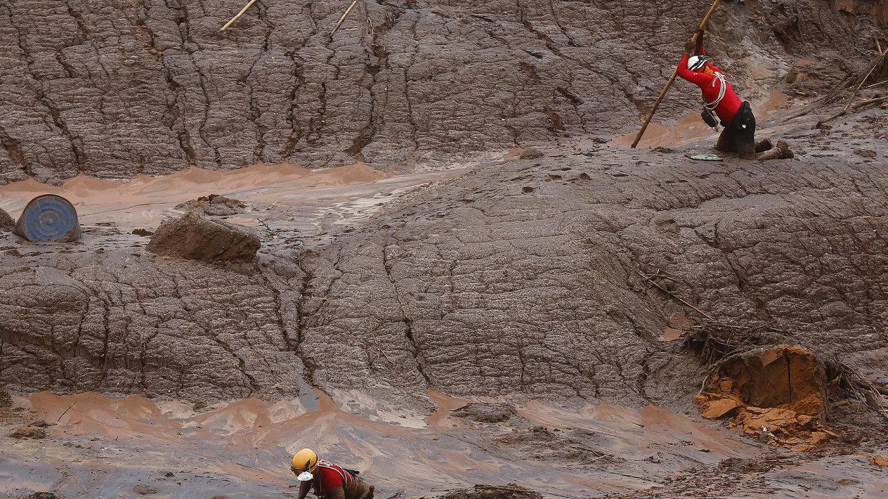 Více než 200 tisíc obyvatel Brazílie požádalo britské soudce omožnost žalovat usoudů vBritánii firmu BHP Group, největší těžařskou společnost nasvětě.