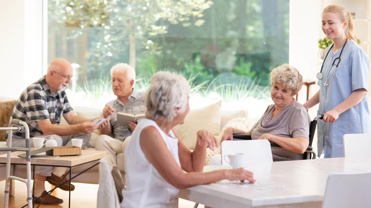 VČesku nakonci loňského roku žilo přes 64tisíc lidí nad 90let.
