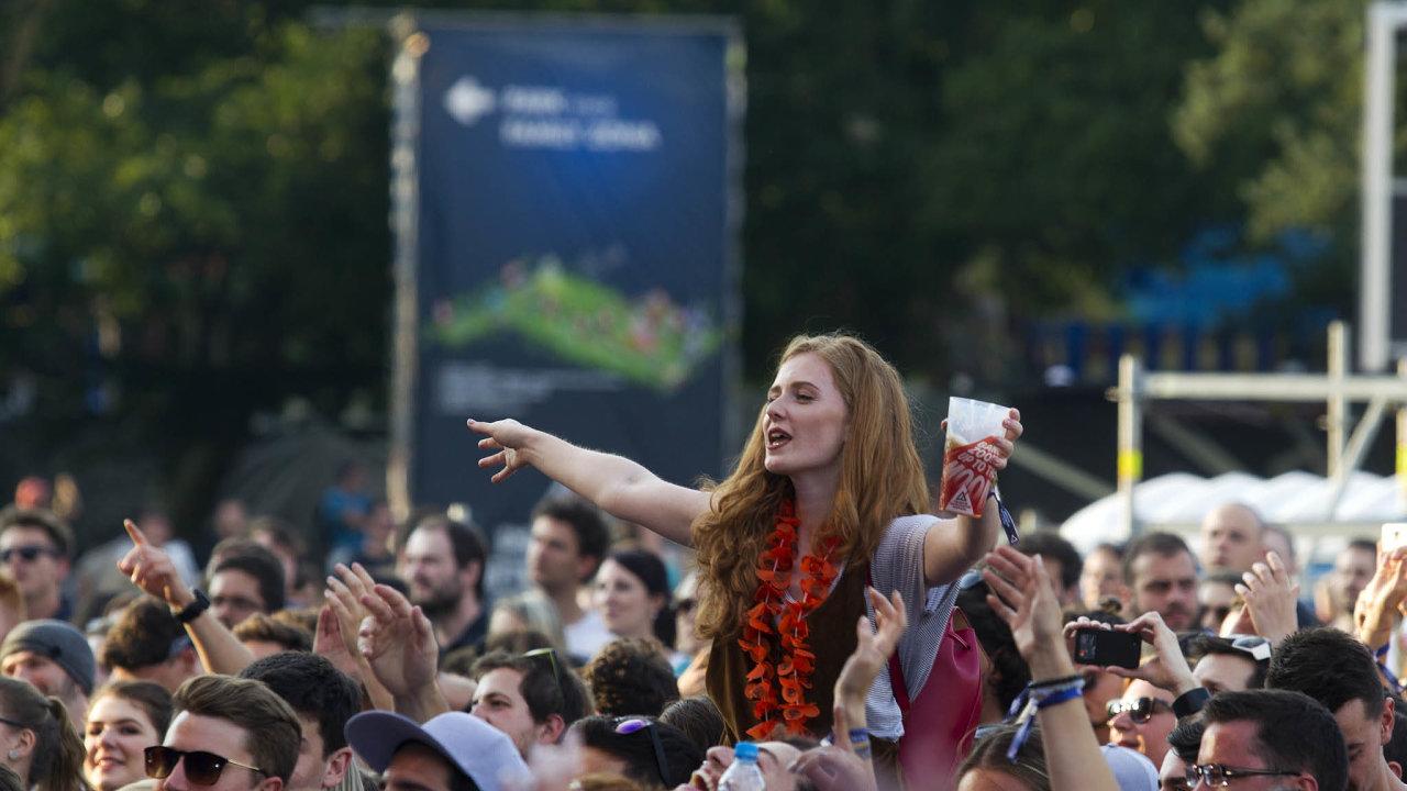 Hlava na hlavě. Pořádat festivaly jako Metronome není v době koronaviru možné.