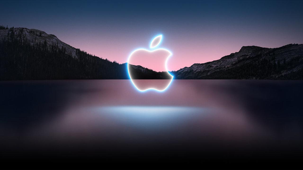 Oficiální pozvánka společnosti Apple na představení novinek na podzim 2021