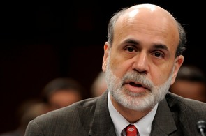 šéf americké centrální banky (Fed) Ben Bernanke