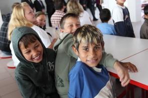 Děti školou povinné
