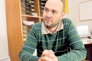Jednatel firmy Star Line Robert Černý