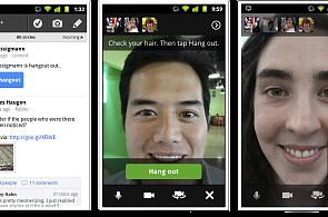 Google+ se otevírá všem, nově nabízí vyhledávání a videochat v mobilu