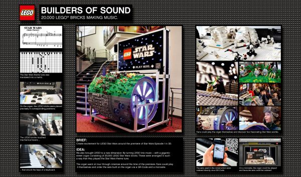 667 lego builders of sound