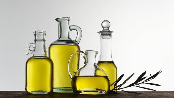 Olivový olej - ilustrační foto.