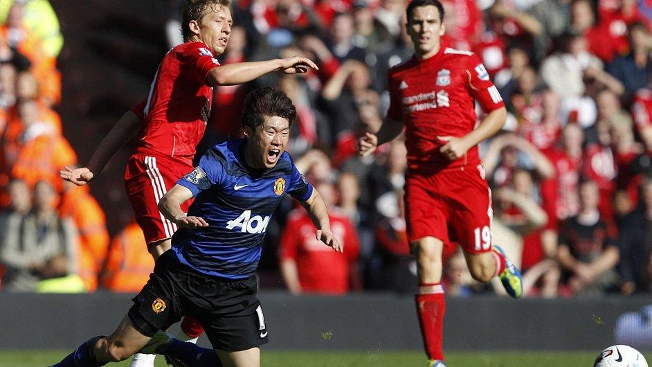 Liverpool vs. Manchester United.