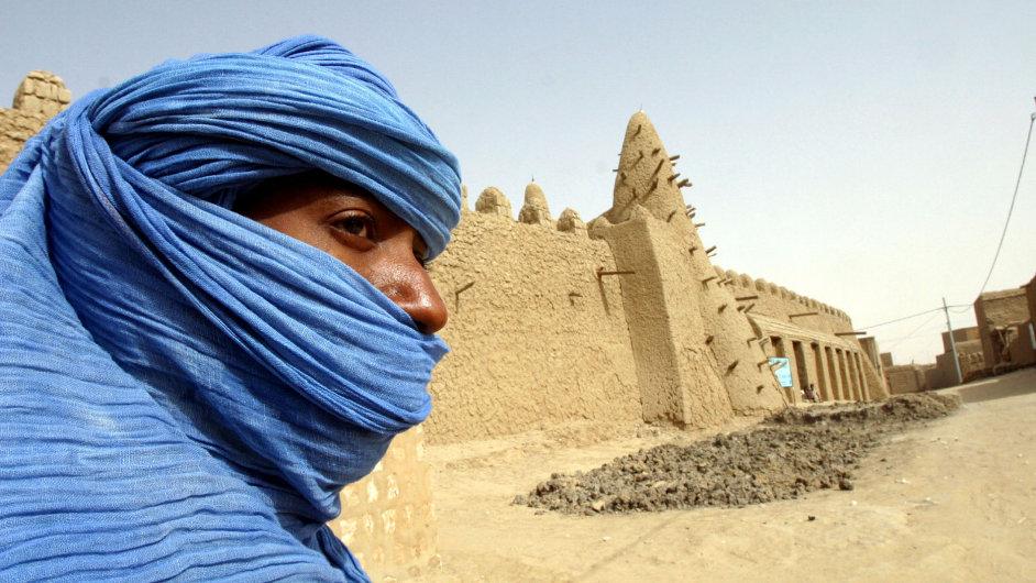 Tuareg v Timbuktu