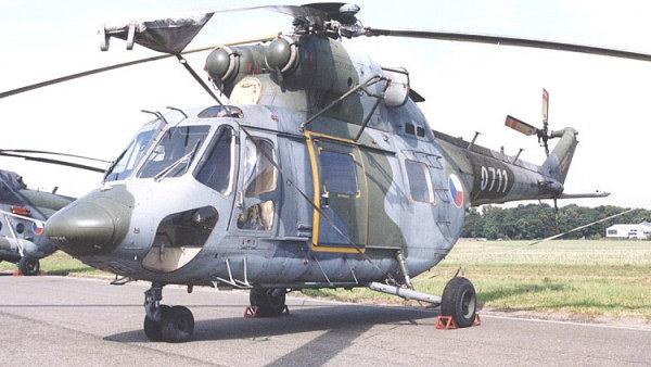 Vrtuln�k W-3A Sokol