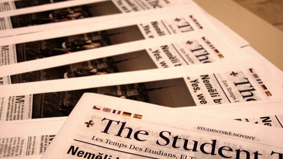 Noviny The Student Times