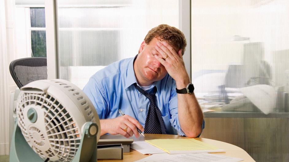 vedro a horko kancelar vetrak