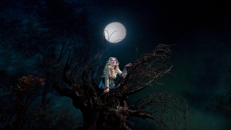 Metropolitní opera uvede Dvořákovu Rusalku v HD