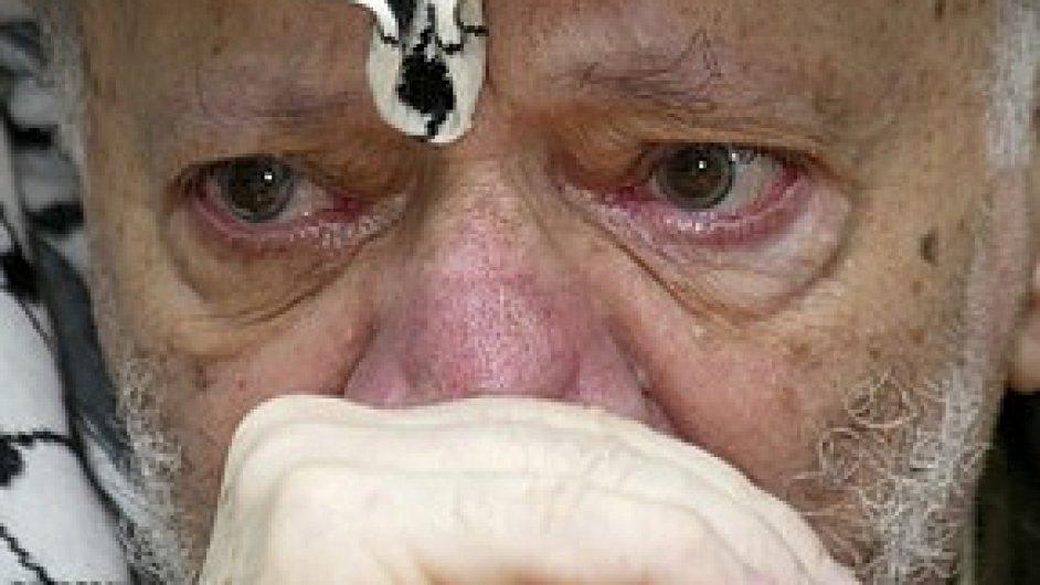 Švýcarští vědci prý potvrdili, že v Arafatově těle bylo polonium