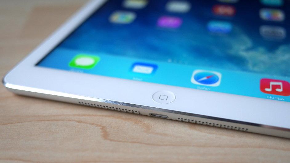 Apple iPad Air: Lehčí, menší a výkonnější iPad