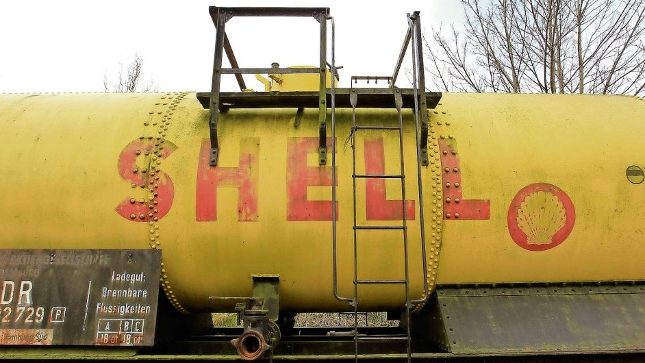Ropný koncern Shell zahájil dodávky zemního plynu na Ukrajinu (ilustrační foto).