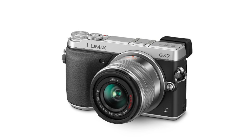 Fotoaparát Panasonic Lumix GX7 nabitý funkcemi