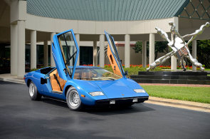 Dokonale zachovalé Lamborghini Countach pokořilo rekord. Prodalo se za 24 milionů