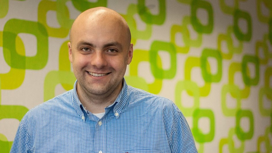 Petr Palas, zakladatel společnosti Kentico Software