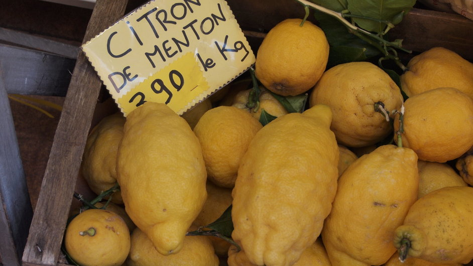 Mentonský citron