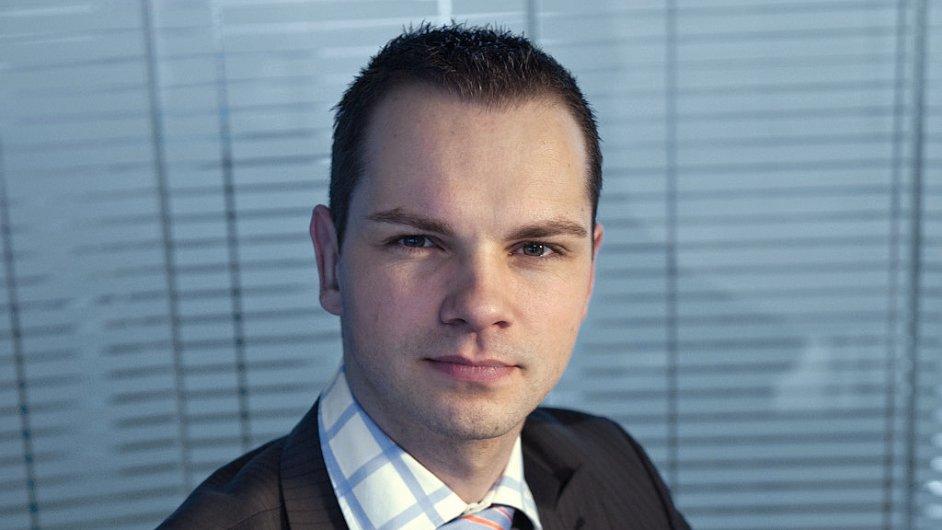 Martin Malý, marketingový ředitel společnosti CreditON