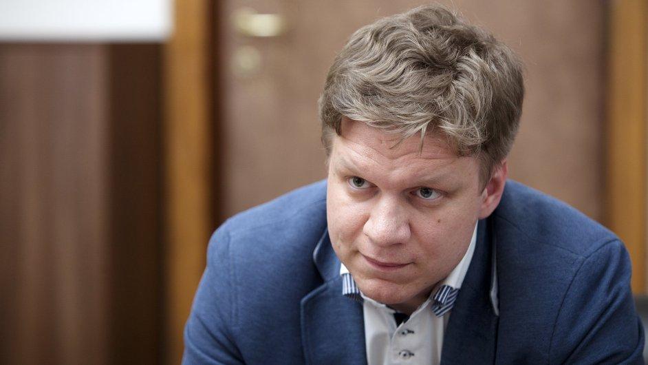 Primátor Tomáš Hudeček