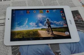 Acer Iconia Tab 8 láká na hliníkové tělo, jasný Full HD displej a cenu 5490 korun
