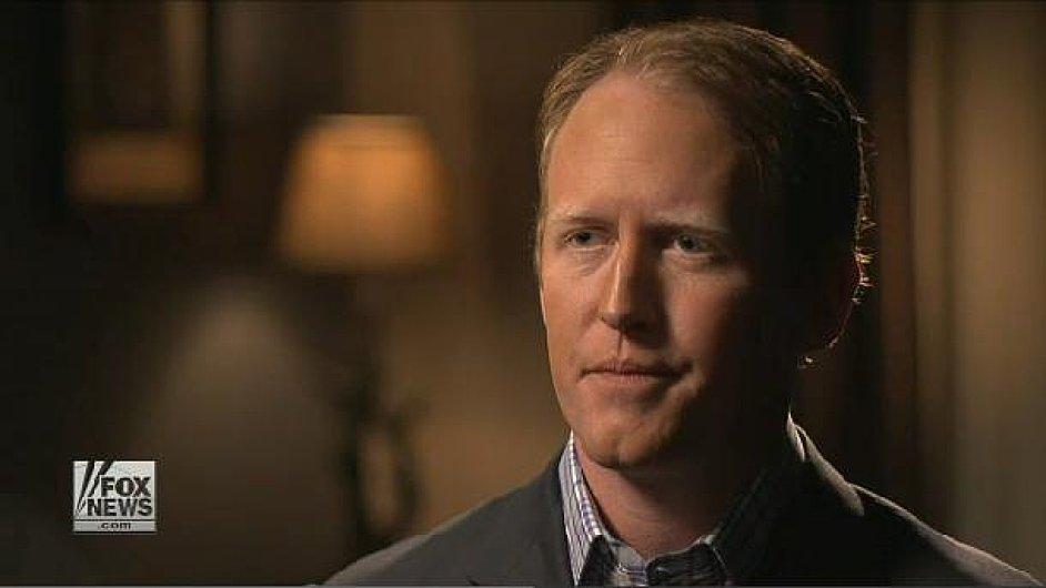Muž, který se přihlásil k zabití Usámy bin Ládina - Robert O´Neill.