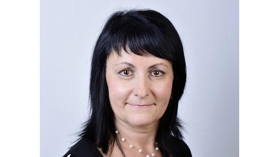 Kristina Červenková, generální ředitelka a statutární zástupkyně podniku TAMEH Holding