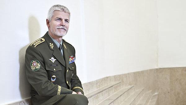 Petr Pavel, náčelník generálního štábu Armády České republiky