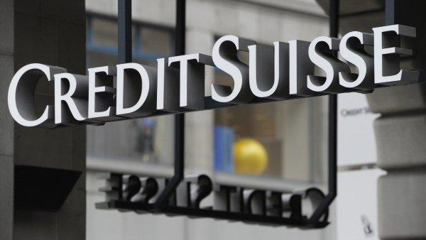 Credit Suisse zruší další dva tisíce pracovních míst - Ilustrační foto.