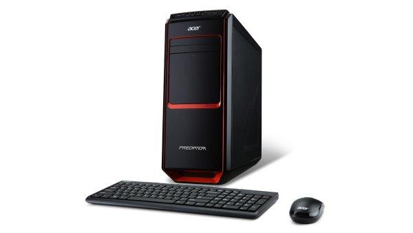 TEST: Hern� PC Predator a poh�dkov� hern� monitor od Aceru