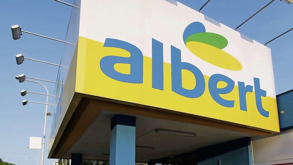 Skupina Ahold se spojuje s významným konkurentem Delhaizem. V Česku nizozemská společnost vlastní například řetězec Albert - ilustrační foto.