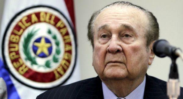 Mezi obviněnými je i osmašedesátiletý Nicolás Leoz, který svého času předsedal latinskoamerické fotbalové asociaci Conmebol.