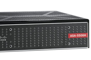 Firewall Cisco ASA se službami FirePower