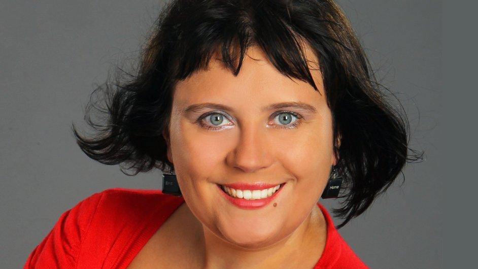 Viola Baštýřová, manažerka komunikace MetLife pojišťovny